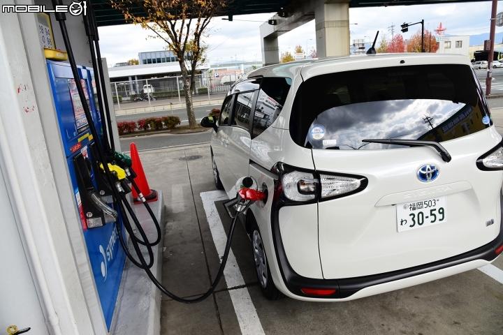 Toyota - 希望無窮 Toyota Sienta Hybrid獨家試駕暨油耗實測 - 汽車討論區 - Mobile01