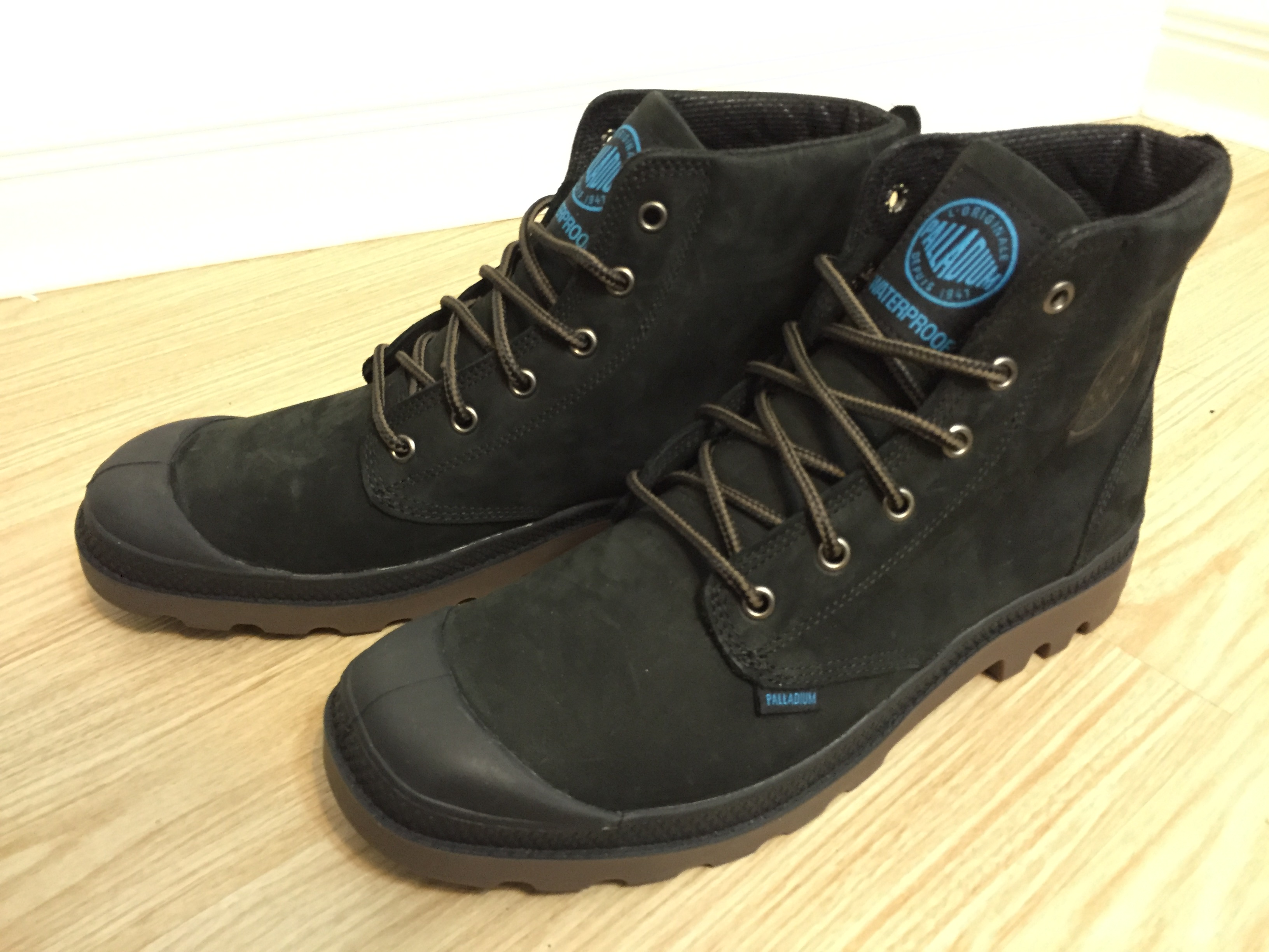 Palladium 防水靴~入手! - 鞋靴樂收藏 - 時尚討論區 - Mobile01