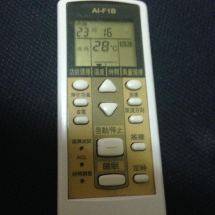 空調家電 - 請問富士通冷氣遙控器設定 非常急謝謝 - 居家討論區 - Mobile01