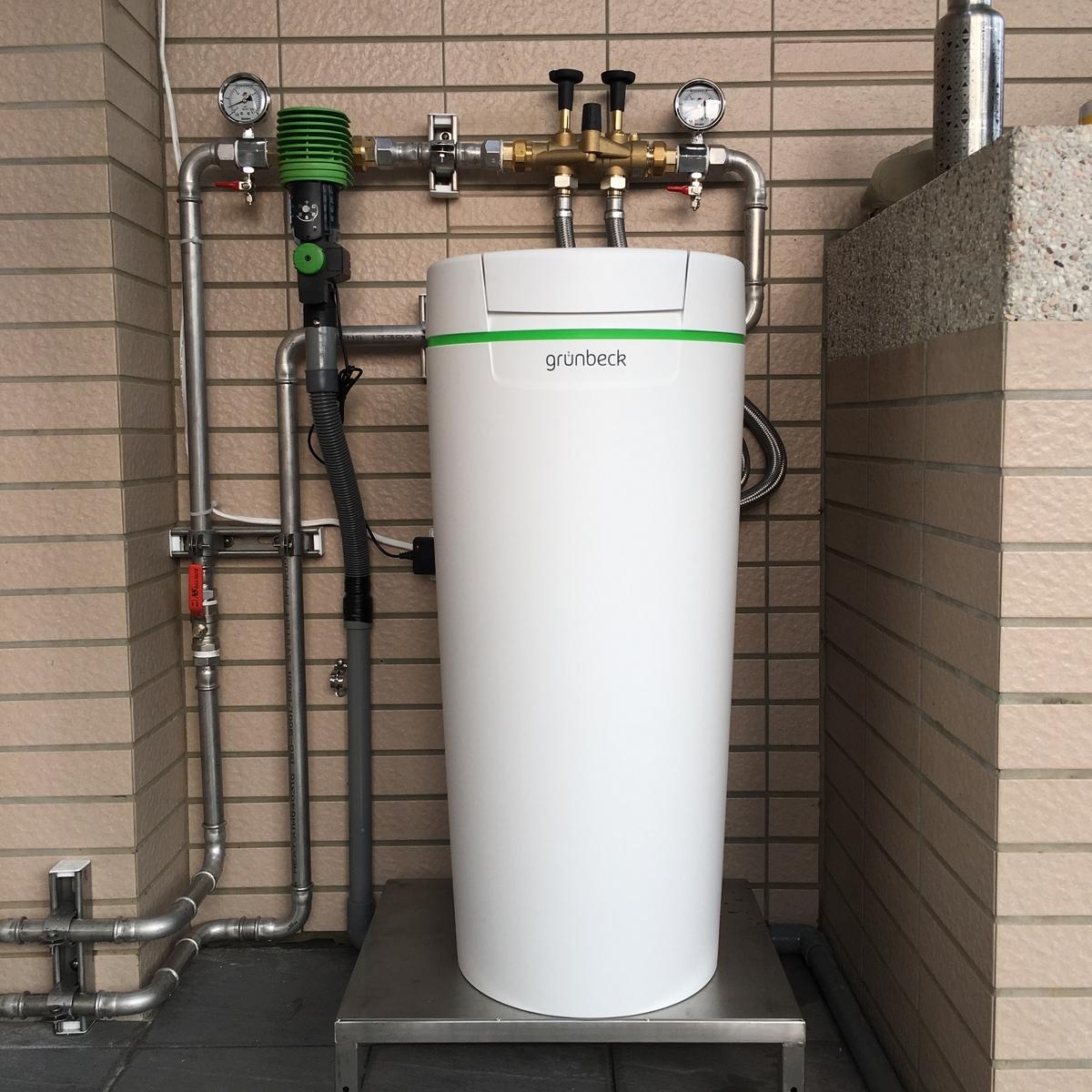 [開箱] 水垢掰掰~德國格溫拜克全屋淨水系統安裝分享 - Mobile01