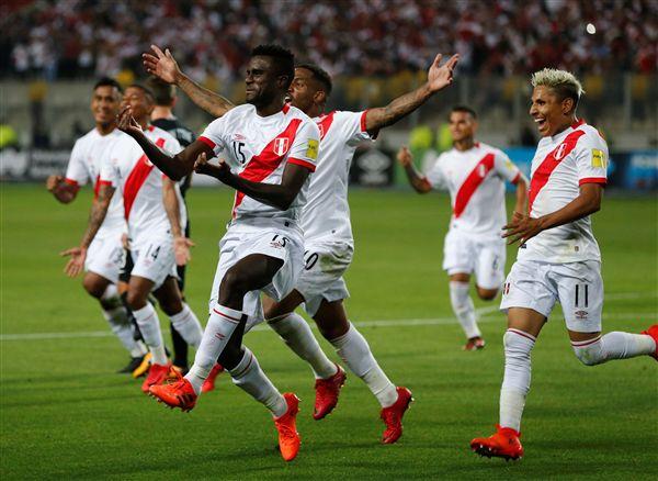 秘魯闖進會內賽 2018世界盃足球賽32強隊伍出爐 | 運動 | 三立新聞網 SETN.COM