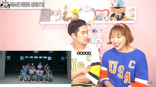 女友見到EXO本人超激動!天使男友「眼神死」低調示愛