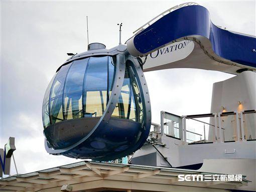 亞洲最大遊輪「海洋光譜號」明年登場 機器人調酒給你喝 │ 旅遊頻道 │ 三立新聞網 SETN.COM