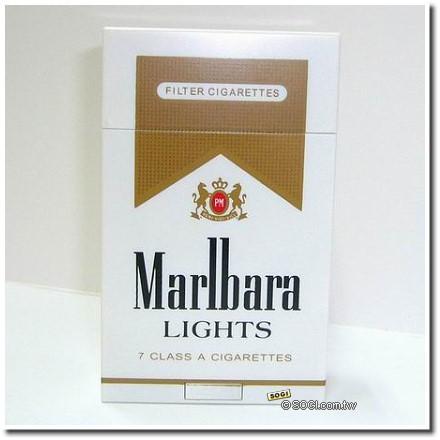 萬寶路 Marlboro 香煙手機 @☆小皮球☆ - nidBox親子盒子