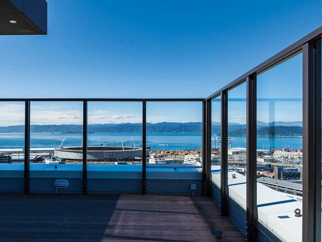 frame apartments wellington balcony balustrades