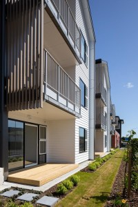 Bupa village new zealand apartment balustrade