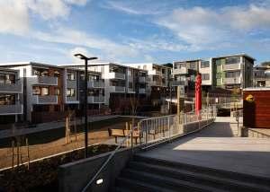 arlington apartments community project