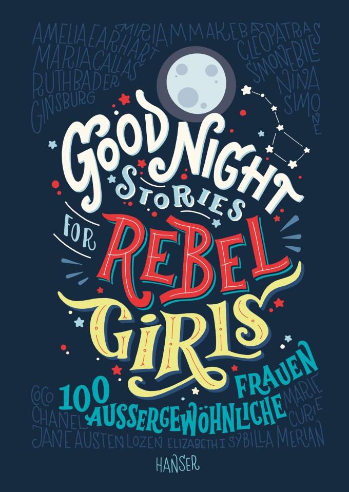 Godd night stories for rebel girls