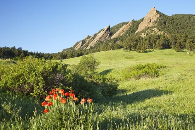 Boulder-Colorado-Flatirons