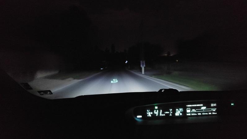 h11 led headlight conversion kit low