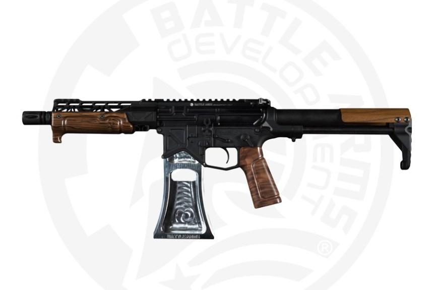 BAD BILLET AR DISPLAY STAND - BAD-ARS15 4