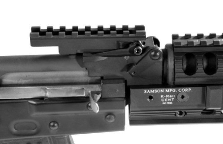SAMSON MANUFACTURING AK-47 REAR SIGHT RAIL 1