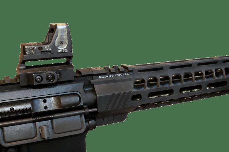 SAMSON MANUFACTURING SXS LIGHTWEIGHT SERIES HANDGUARDS FOR AR-15 AND AR-10 PLATFORM RIFLES 3