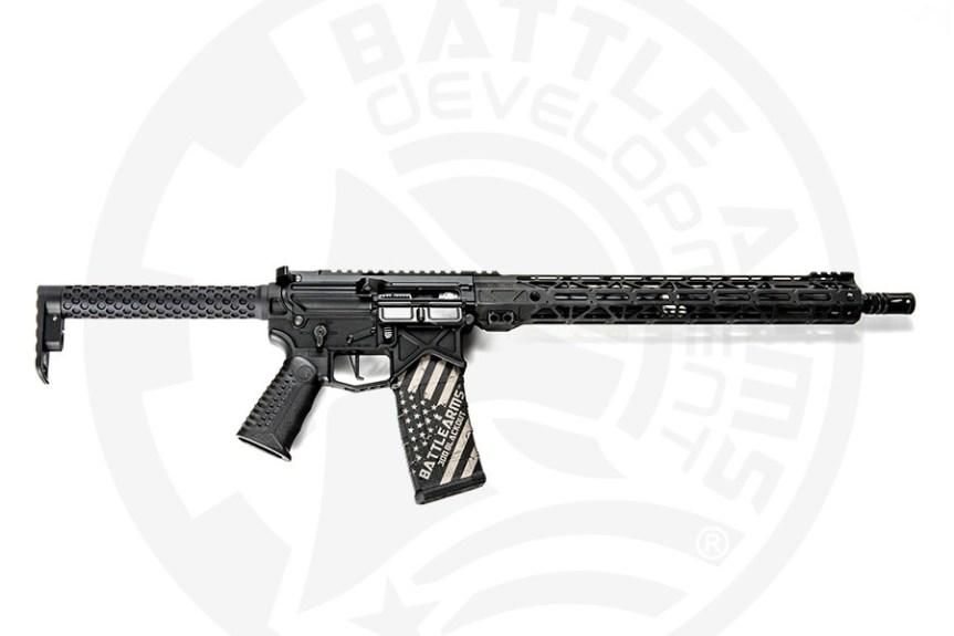 16 300BLK BAD556-LW RIFLE 1