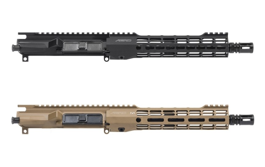 APPG700211 APPG700212 M4E1 Threaded .300 Blackout Complete Upper Receiver with ATLAS S-ONE Handguard