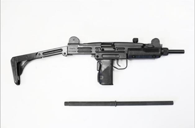 arms unlimited FSSA-UZI IMI Uzi Model A Semi-Auto 9mm Carbine 2