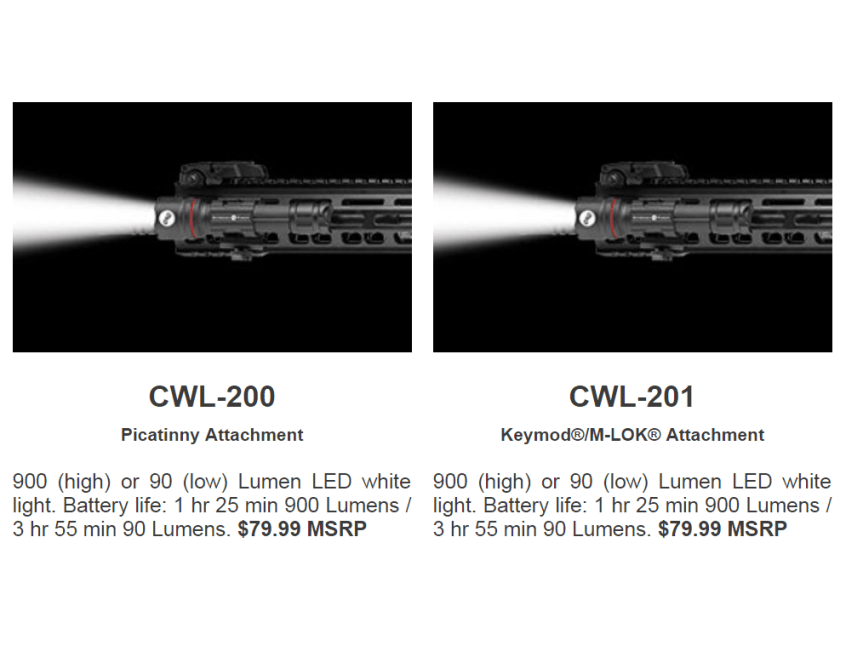 crimson trace tactical light series weapon lights with mounts and switch pad 3