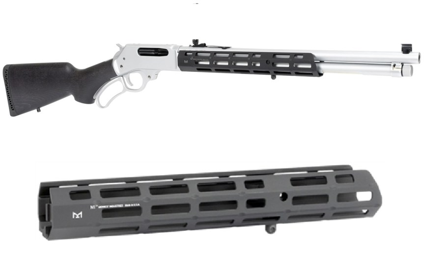 MIDWEST INDUSTRIES HENRY RIFLE M-LOK HANDGUARDS MI-HNMR 2 3