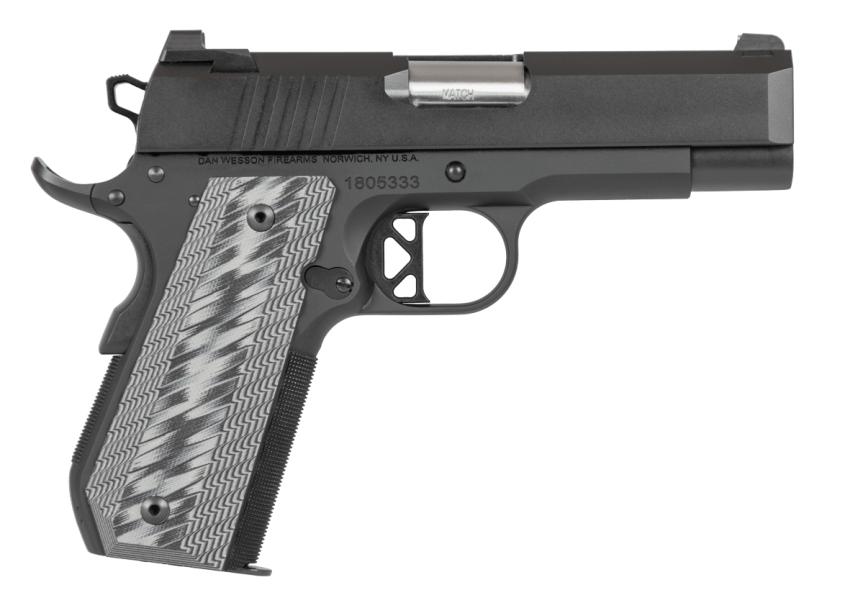 dan wesson 1911 ecp 1911 pistol custom dan wesson 2