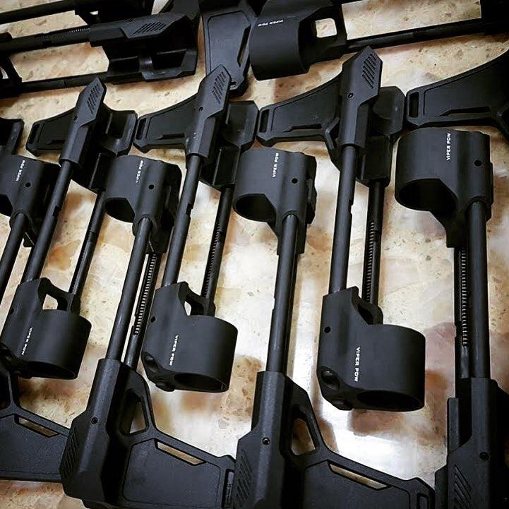 strike industries si-viper-pdw stabizing pistol brace ar15 telescoping pistol brace 1