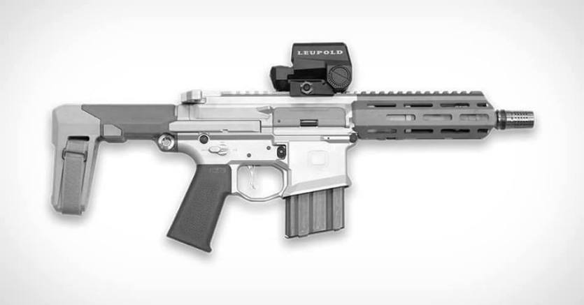 The Q honey badger pistol 300 blackout 3