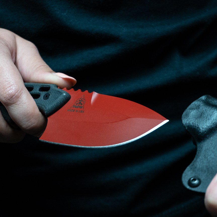 falkor defense ember knife fixed blade knife 2