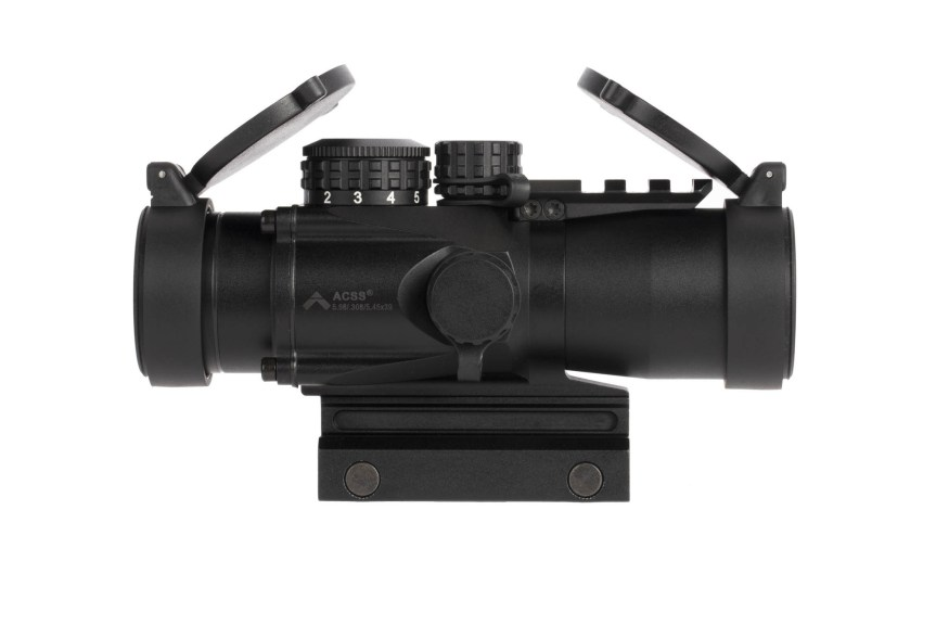 Primary arms gen ii 3x compact prisim scope illuminated acss cqb-m2 5.56 reticle PAC3X-GENII-ACSS-5.56 5