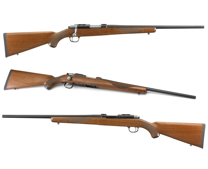 ruger 77 17 rifle bolt action 17 wsm model 7217 1a
