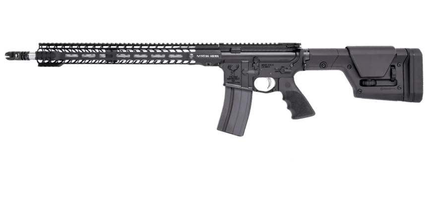 Stagarms stag 15 224 valkyrie black rifle assault rifle 3