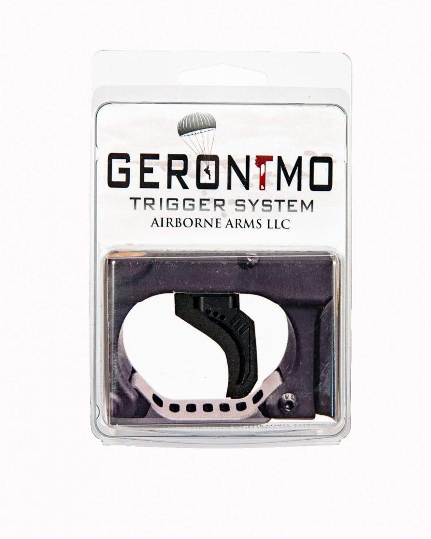 airborn arms geronimo trigger ar15 flat triggers custom ar15 trigger 3