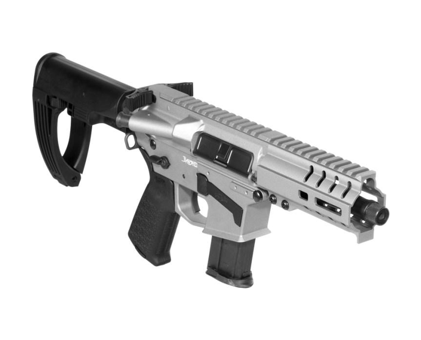 cmmg mk57 five seven rifle 5 7 ar pistol fn mag fed ar15 57A18CD 57A2482 57A245C 57A1896 12
