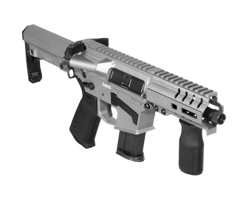 cmmg mk57 five seven rifle 5 7 ar pistol fn mag fed ar15 57A18CD 57A2482 57A245C 57A1896 3