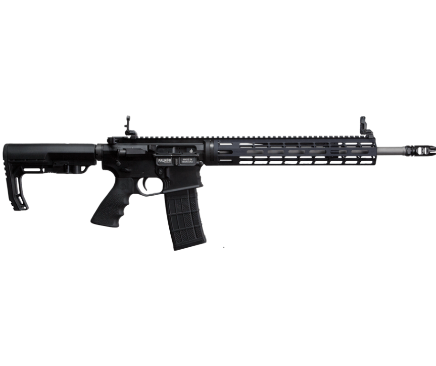 falkor defense the standard rifle ar15 223 wild black rifle 8