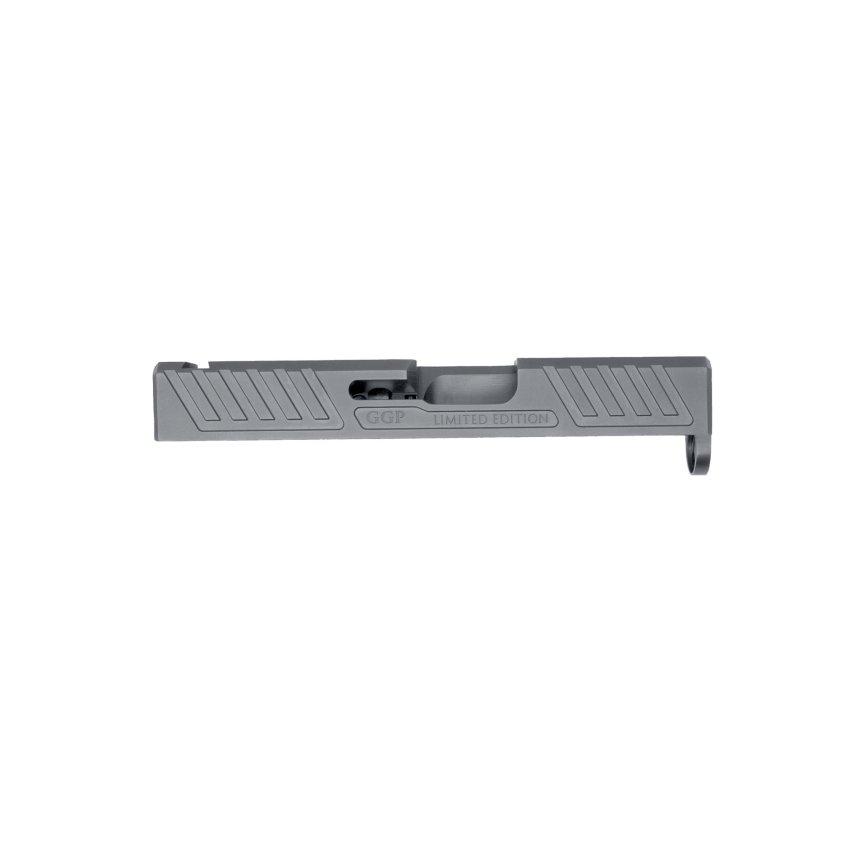 grey ghost precision 43 slides custom glock 43 slide custom slides GGP-SPG43-V1 2