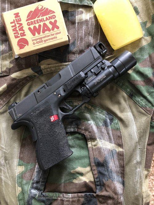mayhem sydicate carry compensator system glock compensator for carrying a pistol small glock comp glock 19 custom glock 17 glock 26 gen 5 glock 10