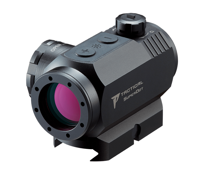 nikon p-tactical superdot red dot sight light weight ar15 optic red dot 16510 2