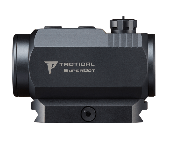 nikon p-tactical superdot red dot sight light weight ar15 optic red dot 16510 4