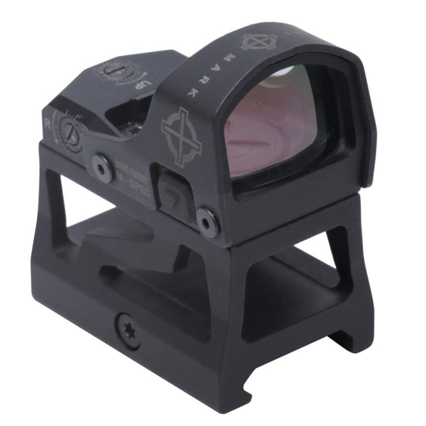 sight mark MINI SHOT M spec fms pistol red dot rmr red dot sm26043 6