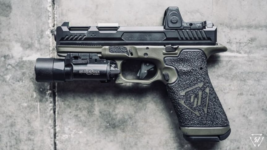 strike industries custom glock slide ldjfkdjte
