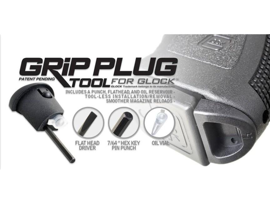 strike inustries glock grip plug tool kit. glock tools. glock grip plug toos. si-G-GPT a