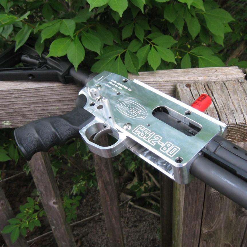 logic industries 80 percent shotgun  mossberg 80percent 80% shotgun ar15 shotgun  9.jpg