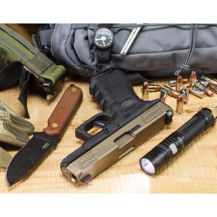 lone wolf distributors grey man glock pistol concealed glock survival prepper 9mm AW-Grey Man 7