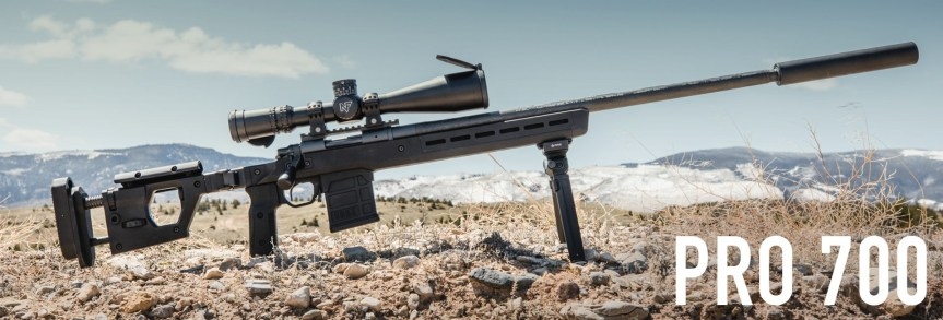 magpul pro 700 chassis remington 700 sniper chassis mag802 2