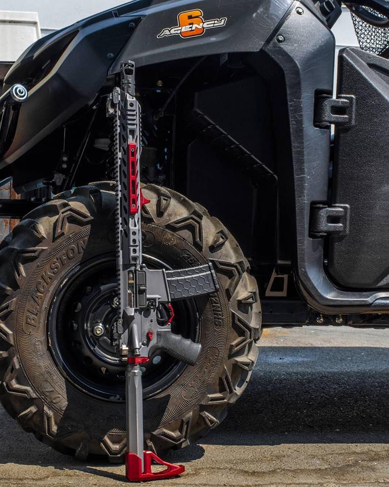 Phase 5 weaspon systems phase5wsi hexone buffer tube rifle length ar15 buffer tube rifle length receiver extension. HexOne-R-TUBE 4.jpg