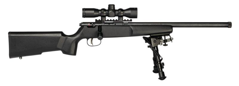 savage arms 22lr youth rifle rascal target xp 22lr micro rifle 13836 1