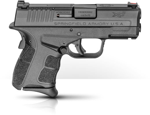 springfield armory xds mod.2 9mm XDSG9339BT XDSG9339B XDSG9339BVR concealed carry 9mm ccw 9mm small sub compact firearm pistol 5