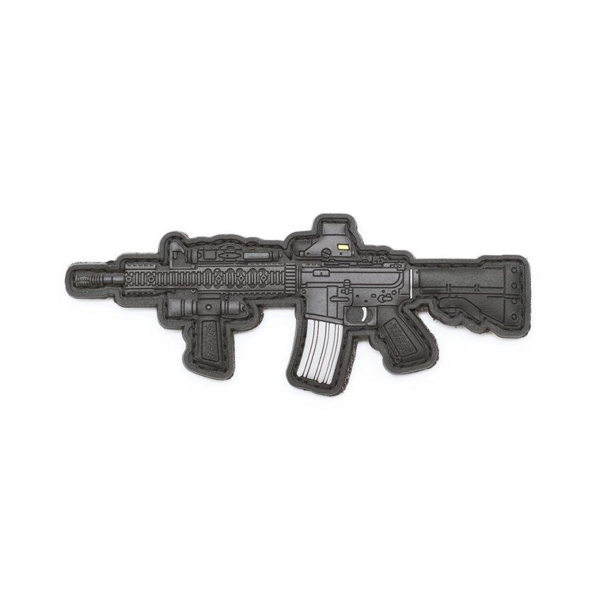 tinycrumb M4A1 KAC MRE Handguard. Patch ar15 tactical operator morale patch edc 1