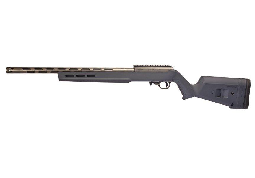 volquartsen battle worn rifle 22lr target rifle sniper 22lr 1