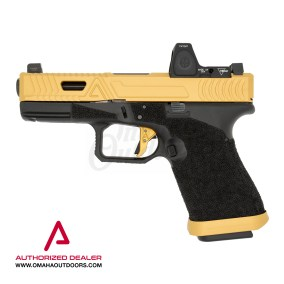 agency arms cipher slides glock 19 cipher cypher glock omaha outdoors custom glock cipher gen 3 glock attackcopter G19-G3-CIPHER-GOLD-RM06 G19-G3-CIPHER 2
