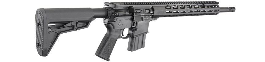 ruger ar-556 mpr 450 bushmaster ar15 model 8522 black rifle tactical gun blog firearmblog ar15 blog attackcopter 1